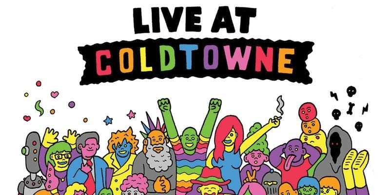 Live at ColdTowne  Stand Up Comedy