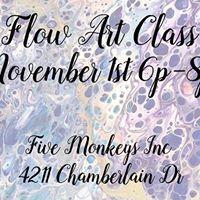 Flow Art Class