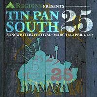 TIN PAN SOUTH SONGWRITERS FESTIVAL featuring Bernie Herms Brandon Heath...