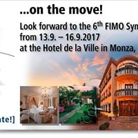 FIMO Inspirations - on the move - Its nearly time again