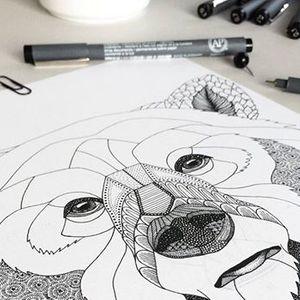 Lr dig att teckna
