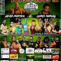 Laredo Gateway Professional Wrestling - Toys for Tots