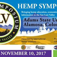 SLV Hemp Symposium 2017