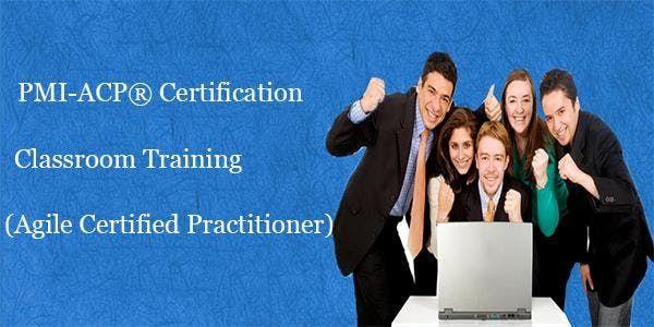 PMI-ACP Certification Training Course in Charleston SC