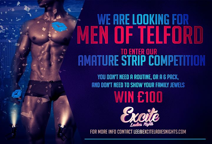 Amateur strip competition
