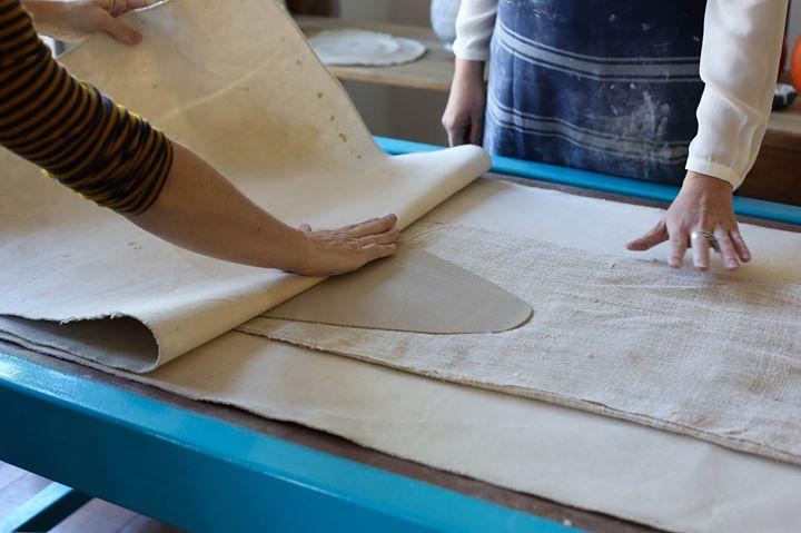 Flip Flop Slip Ceramic Tableware Workshop