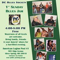 DCBS 1st Sunday Jam