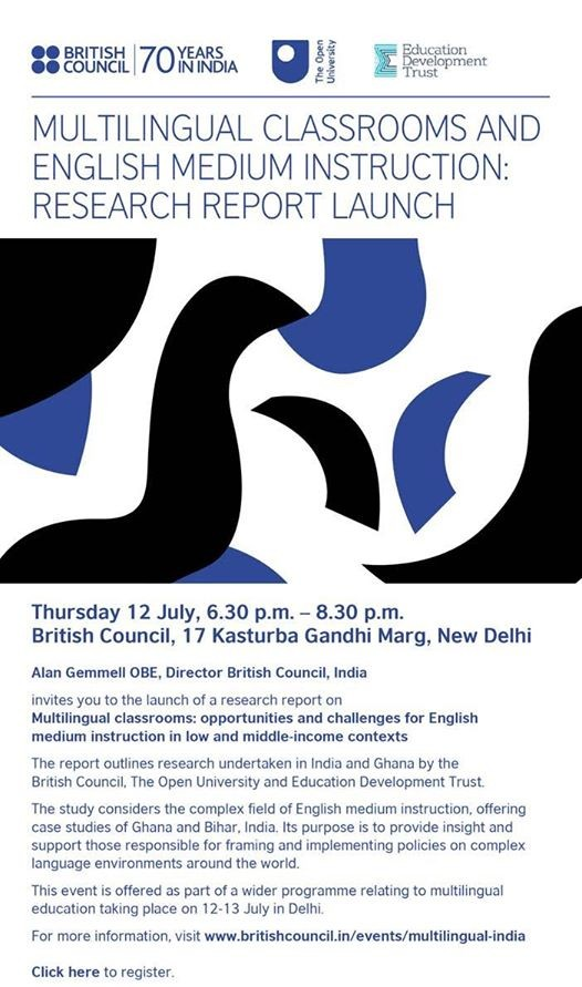 Research report launch