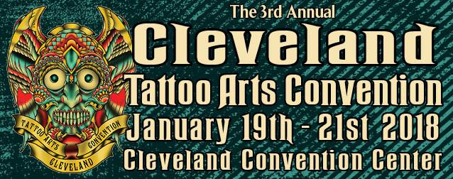 Cleveland Tattoo Arts Convention