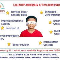 Midbrain Activation Workshop for Children at Orlem
