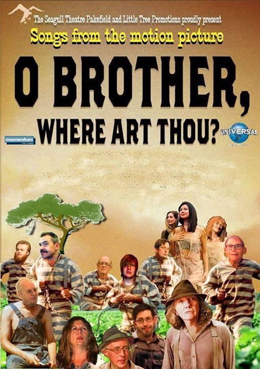 hey brother where art thou soundtrack