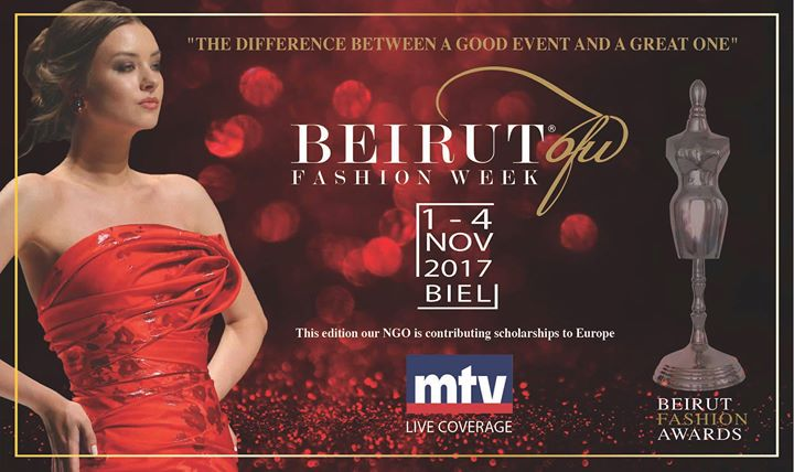 Beirut Fashion Week the difference between a good event & a great one