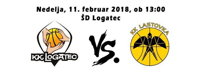 Logatec - Lastovka (1. SKL U15)
