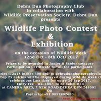 Wildlife Photo Contest &amp Exhibition