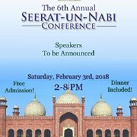 The 6th Annual Seerat-un-Nabi Conference