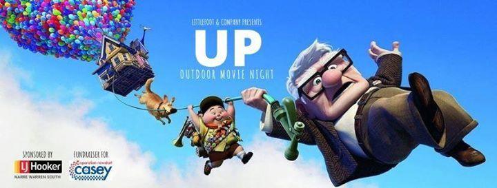 Up Outdoor Cinema Night