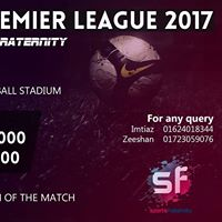 Futsal Premier League 2017