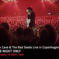 Distant Sky Nick Cave &amp The Bad Seeds Live in Copenhagen