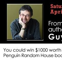 Authors For Indies with Guy Gavriel Kay