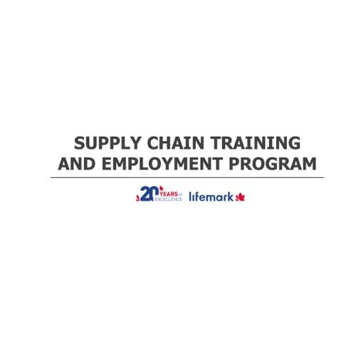 Supply Chain Training and Employment Program Info and Networking Event