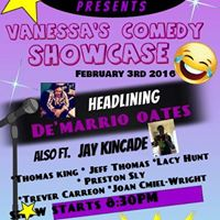 Vanessas Comedy Showcase