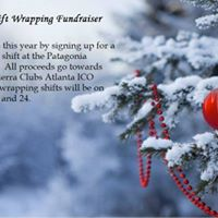 Christmas Gift Wrapping Fundraiser