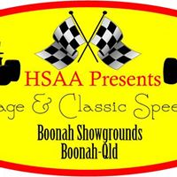 Vintage and Classic Speedway Boonah Showgrounds