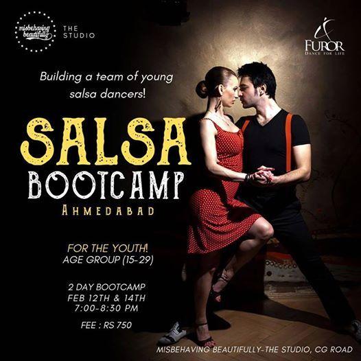 Salsa Beginners Bootcamp