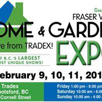 Fraser Valley Home &amp Garden Expo