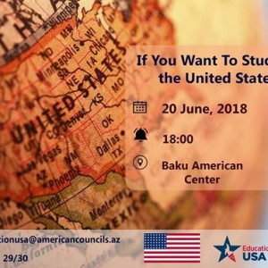 If You Want To Study in the United States