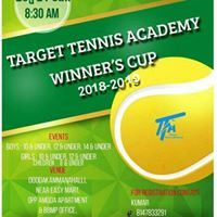 Target Tennis Academy &quotWINNERS CUP&quot