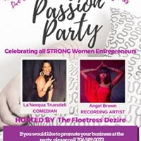 Passion Party for all Strong Women Entrepreneurs