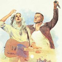Kesha &amp Macklemore Concert at Jones Beach Theater in Wantagh NY