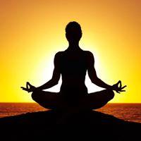 Mid evening Yoga practice