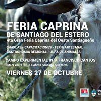 Gran Feria Caprina de Santiago del Estero