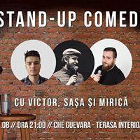 Stand-up Comedy cu Victor Saa i Miric