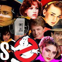 The Chromatics 80s Party
