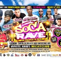 The International Soca Rave