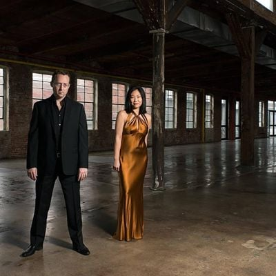 DUO Stephanie &amp Saar play Rite of Spring Grosse Fuge and Schubert Fantasie