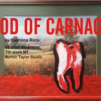 God of Carnage  BT  7th Week