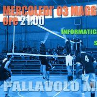 Pallavolo Misto - Informatica Bottazzi vs Spartacus