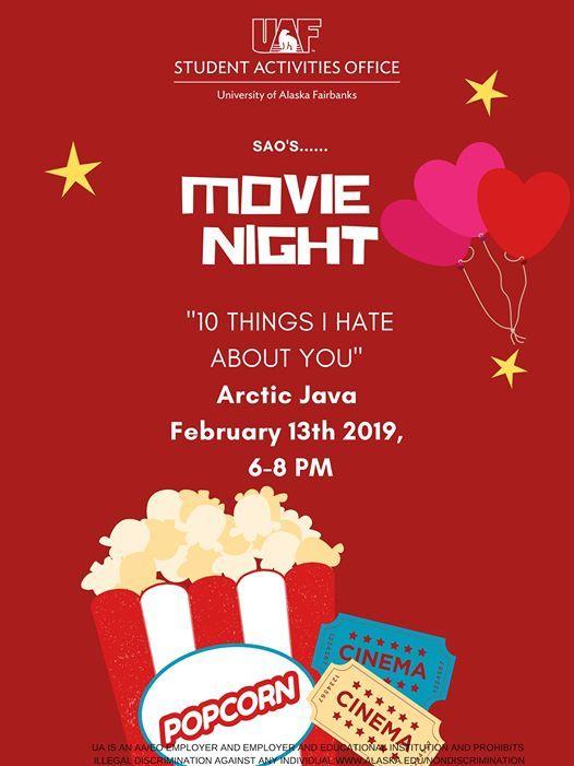 ROSALIND: Movies playing in fairbanks alaska
