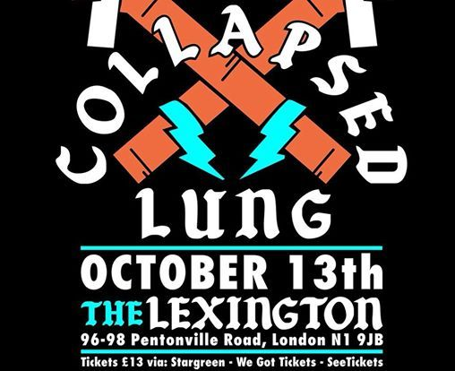 Collapsed Lung - The Lexington