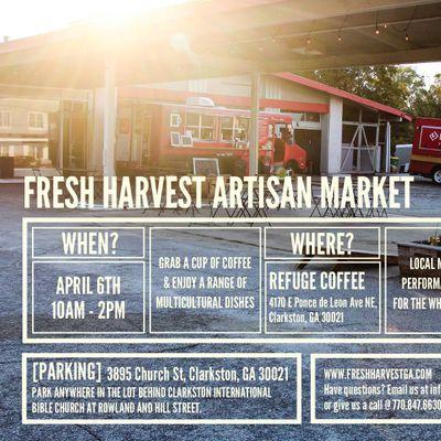 Fresh Harvest Artisan Market