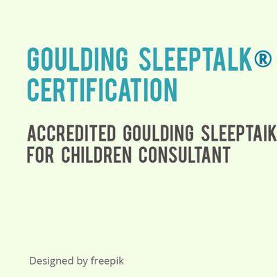 Goulding SleepTalk Certification Training