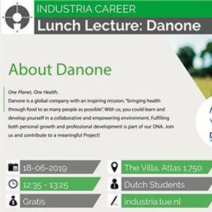 Lunch Lecture Danone