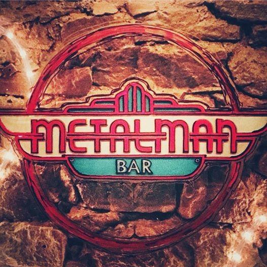 Music in Bloom - Metalman Bar