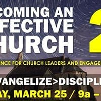 Effective Church Conference