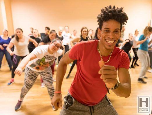 Dansekurs SALSA solo reggaeton m.fl. i Fyllingsdalen-Nybegynner