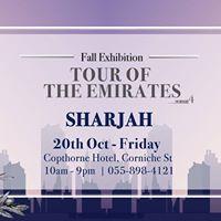 Sharjah - Fall Exhibition  Pakistani Designer Wear